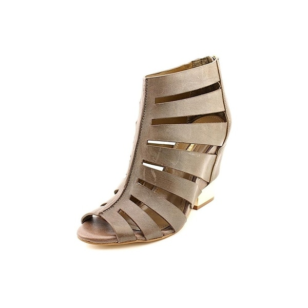 BCBGeneration Womens CHARLIE Peep Toe Casual Espadrille Sandals