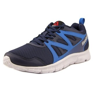 Reebok Run Supreme 2.0 Mt Men Round Toe Synthetic Blue Running Shoe