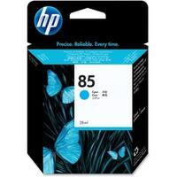 HP 85 28-ml Cyan DesignJet Ink Cartridge (C9425A) (Single Pack)