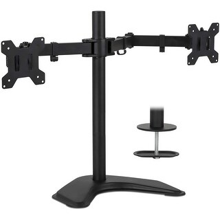 "Link to Mount-It! Dual Monitor Stand for 17""-32"" Inch Screens Similar Items in Monitor Accessories"