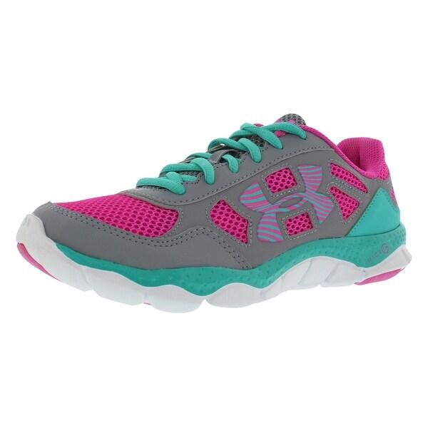 da6a00e9af4c9 Under Armour Engage II Bl Running Girl's Gradeschool Shoes - 7 big kid m