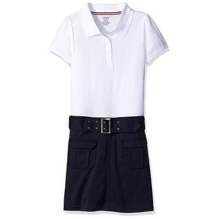French Toast Girls 4-14 Belted Polo Dress|https://ak1.ostkcdn.com/images/products/is/images/direct/1dfe9c5730080f29000cf29a8c34e2cd1e38f12d/French-Toast-Girls-4-14-Belted-Polo-Dress.jpg?impolicy=medium