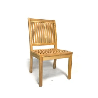 Link to Buckingham Teak Wood Outdoor Dining Chair Similar Items in Outdoor Sofas, Chairs & Sectionals