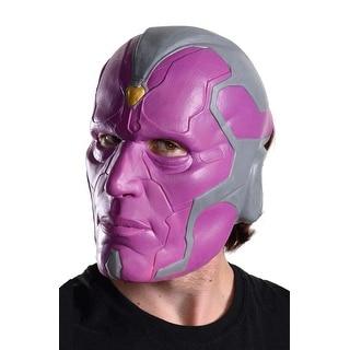Rubies Avengers 2 Vision Adult Mask - Purple