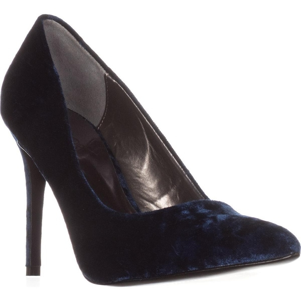 Carlos Carlos Santana Posy Pointed Toe Dress Pumps, Royal Blue