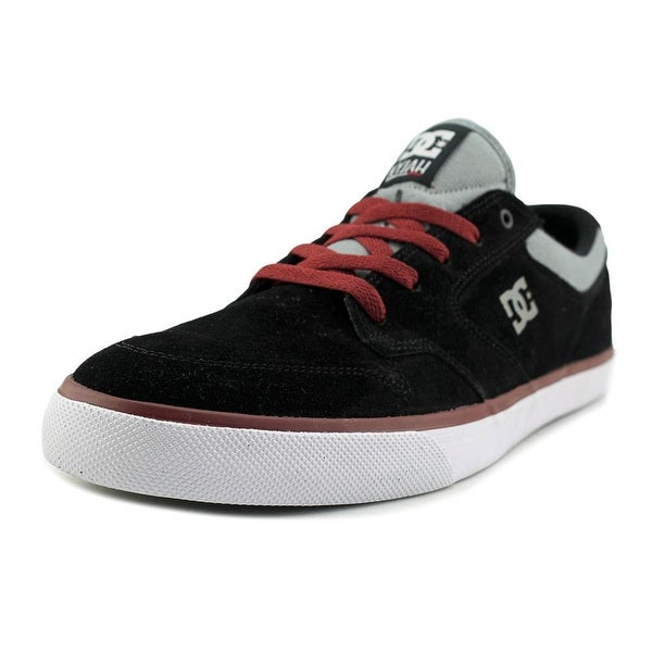 DC Shoes Nyjah Vulc Men Black/Grey/Red Sneakers Shoes
