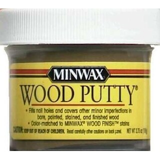 Minwax 13614 Wood Putty 930, 3.75 Oz, Early American