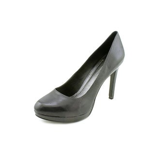 BCBGeneration Tinas   Round Toe Leather  Heels