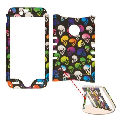 Unlimited Cellular Rocker Series Snap-On Protector Case for Apple iPhone 6 / iPh