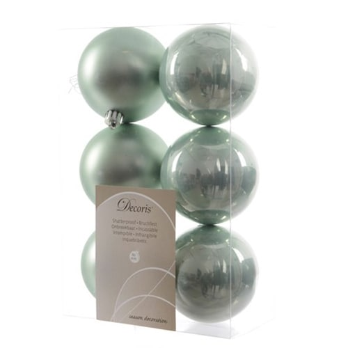 Eucalyptus Shatterproof Set of 6