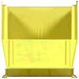 Quantum QUS230YL Yellow Polypropylene Storage Bin