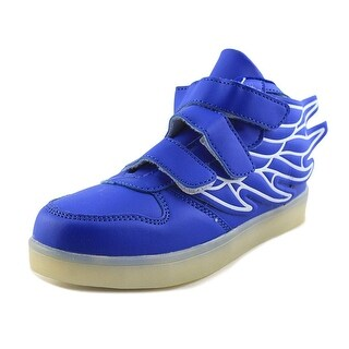 Cior Wings LED Light Up Leather Fashion Sneakers