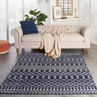 Link to Carson Carrington Drafsen Royal Moroccan Boho Area Rug Similar Items in Rugs