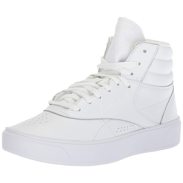 f718f6704eba90 Shop Reebok Women s Freestyle Hi Nova Sneaker - Free Shipping On ...