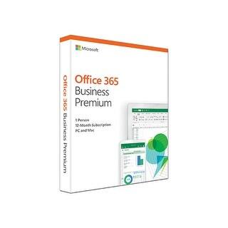 Microsoft Office 365 Business Premium KLQ-00378 Office 365 Business Premium