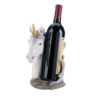 Popular Unicorn Mane Wrapped Wine Bottle Holder