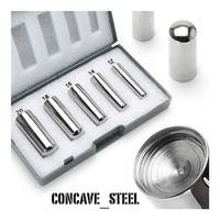 Surgical Steel Stretching Kit with Case (Large Size) Body Piercing Tool (Sold Individually)