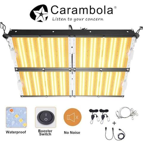 4000W LED Grow Light Kit 1134PCS LED Lights Full Spectrum Growing Lamp Veg Bloom