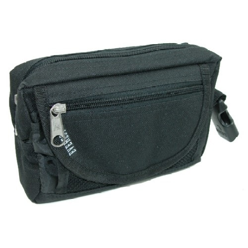 c1a4dbd6465a Everest Fabric Big and Tall Waist Pack/Belt Bag Extended Size