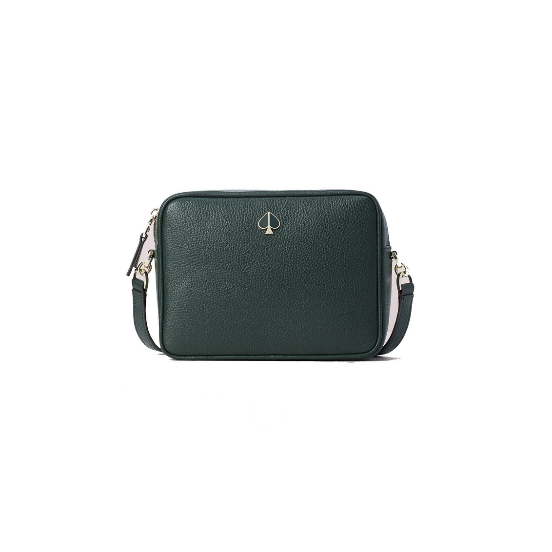 Shop Kate Spade Polly Medium Camera Bag Deep Evergreen Overstock 30539812