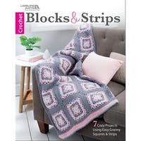 Leisure Arts-Blocks & Strips