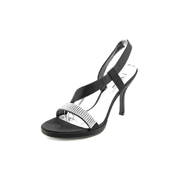 Nina Womens gloria Open Toe Casual Strappy Sandals