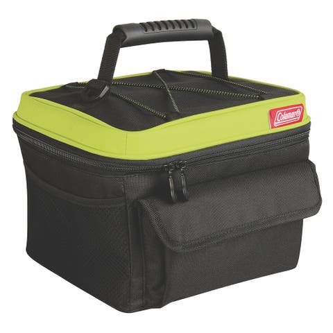 Coleman 10 can rugged lunch box black