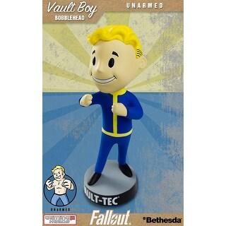 "Fallout 3 Vault Boy 5"" Bobblehead: Unarmed - multi"