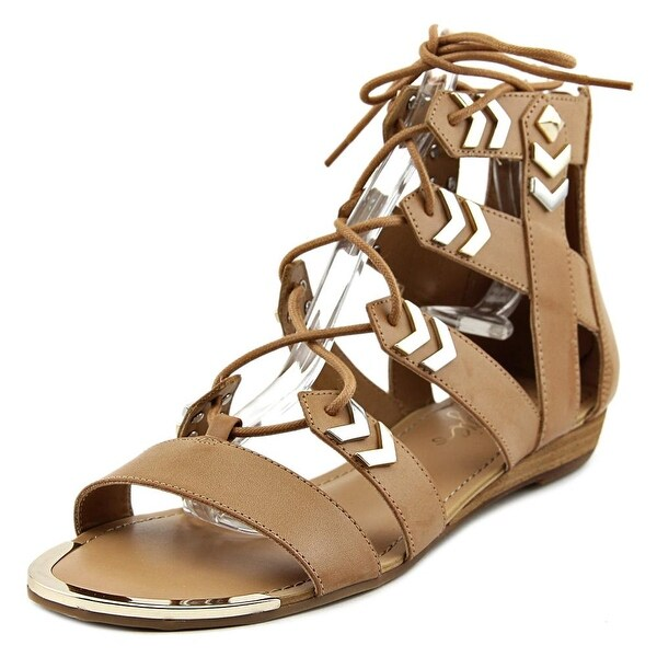 Fergie Trisha Women Open Toe Leather Gladiator Sandal