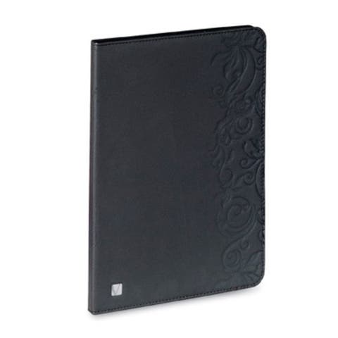 Verbatim Folio Expression Case for iPad Air, 98526, Floral Mocha