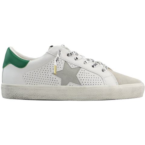 Vintage Havana Gadol Perforated Lace Up Womens Sneakers Shoes Casual