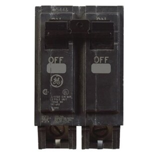 GE THQL2140 Double Pole Circuit Breaker, 40 Amp