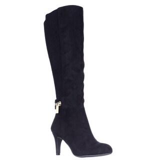 BCBGeneration Rigbie Knee High Dress Boots - Black