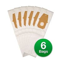 Replacement Type Q Vacuum Bag for Hoover Style Q Allergen Bag (2 Pack)