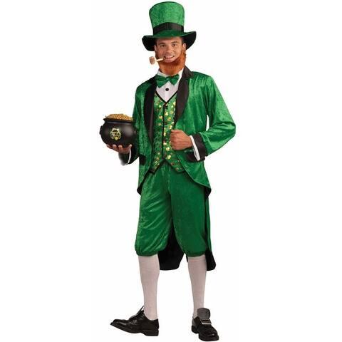 Forum Novelties Mr. Leprechaun Adult Costume - Green