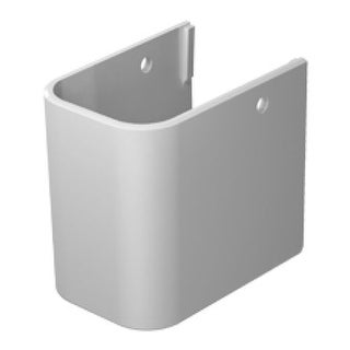 Duravit 8582800 Happy D.2 Siphon Cover for Duravit Sinks