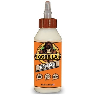 Gorilla Glue 6205001 Wood Glue, 18 Oz