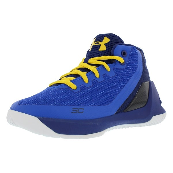 91bd8eaca Shop Under Armour Curry 3 Preschool Basketball Boy's Shoes - Free ...