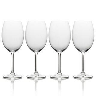 Link to Mikasa 'Julie' 21.5 oz Bordeaux  Glass (Set of 4) Similar Items in Glasses & Barware