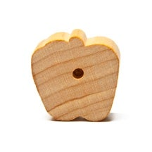 "75 Pcs of 7/8"" Apple Birdhouse 7/8"" tall x 3/4"" wide"