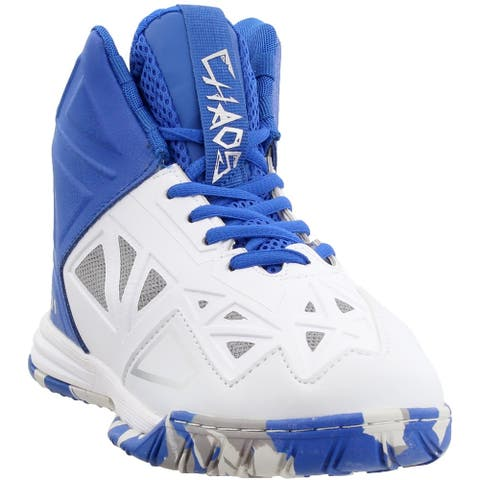 AND1 Chaos Kids Boys Basketball Sneakers Shoes Casual - White
