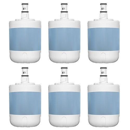 Replacement KitchenAid KTRC22ELBT00 Refrigerator Water Filter (6 Pack)