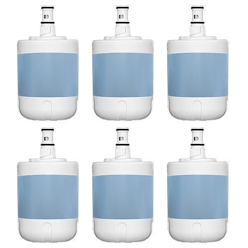 Replacement Whirlpool SS22AEXHW00 Refrigerator Water Filter (6 Pack)