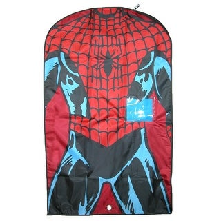 Marvel Spiderman Suit Garment Bag