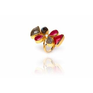 Twirl Ring- Size 7