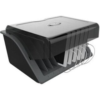 Tripp Lite 10-Device Usb Desktop Charging Station Locking For Tablets Laptops E-Readers 5V 2.4A Per Port (Csd1006usb)