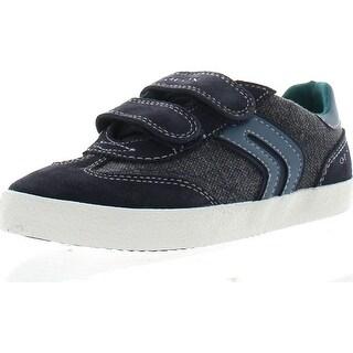 Geox Boys Jr Kiwi Boy Casual Sneakers