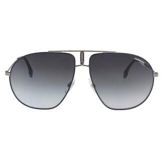 Carrera BOUNDS 0DTY-90 Blue Ruthenium Aviator Sunglasses - 60-12-145