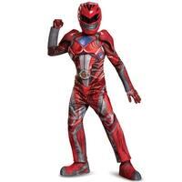 Disguise 2017 Red Ranger Prestige Child Costume