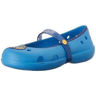 Crocs Girls Keeley Disney Princess Toddler Cinderella Flats - 7 medium (b,m)